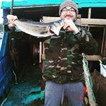 Terracina porto: pesca alla spigola in bolognese