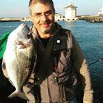 Ostia, canale dei pescatori: orata di oltre 2kg in bolognese