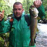Torrente Pescia: pesca alla trota a Collodi
