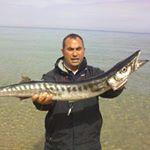Paestum: barracuda con occhiata innescata su teleferica