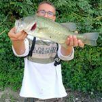 Ravenna: street fishing con black bass finale