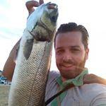 Francavilla a mare: pesca della spigola a spinning
