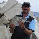 Isola di Marettimo: sarago di oltre il kg a bolognese con video