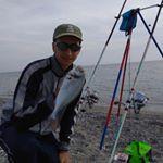 Spiaggia di Paola: orate a surfcasting