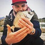 Pesca al sarago con bolognese al porto di Traiano - Video incluso