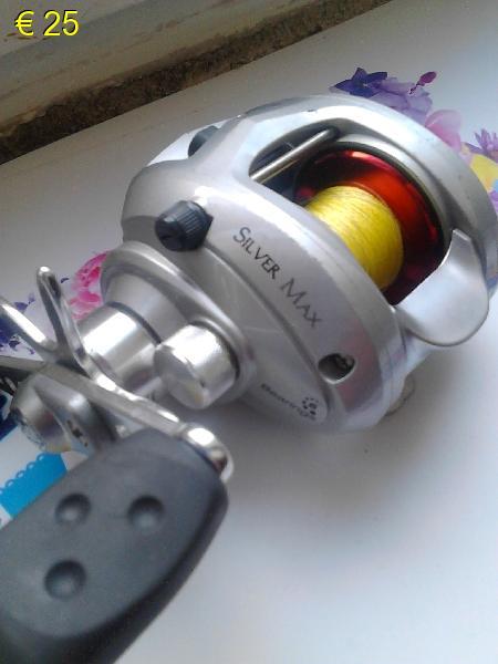 mercatino della pesca online  canne  mulinelli ed accessori  spinning  bolognese e