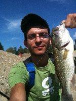 Black Bass 1,5 kg a Rimini