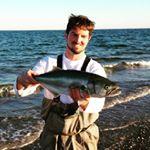 Santa Marinella - Pesca al pesce serra con popper hydro tiger