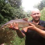 Pesca a Ponzano Romano - Barbo a feeder