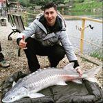 Lago le Mole Vecchie - Dove pescare storioni giganti a Roma