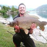 Lago Orta: pesca alla carpa con la bolognese