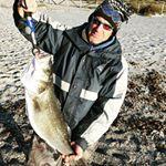 Pesca a spinning a San Teodoro con spigola finale di oltre 5kg