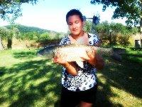Amur di 5kg al lago Borchetto