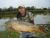 Catture a spinning in mare e acque dolci surf casting - Carpa a specchio ...