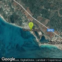Lo spot di pesca di Torre mozza - Lecce - Orata di oltre 2kg con bibi