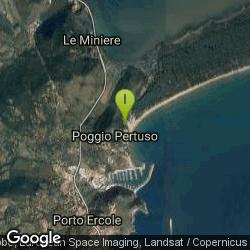 Lo spot di pesca di Poggio Pertuso - Ansedonia - Coppia di orate a surf casting