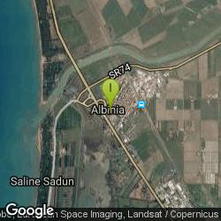 Lo spot di pesca di Surfcasting ad Albinia con orata di oltre 2kg