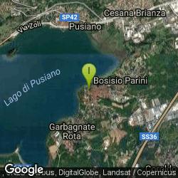 Lo spot di pesca di Lago di Pusiano  - Luccio a Bosisio Parini